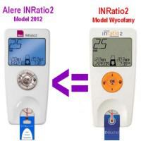 Porównanie Alere INRatio2 z HemmoSense INRatio2