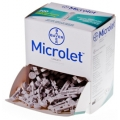 Lancety Microlet Bayer