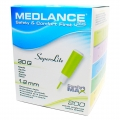 Medlance Plus SuperLite igła 30G; 1.2mm; Jasnozielony 200szt.